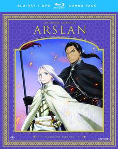 The Heroic Legend of Arslan: Season One Part One