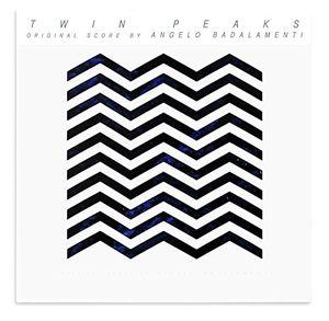 Twin Peaks (Coffee Colored Pressing)