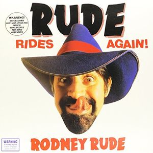 Rude Rides Again [Import] , Rodney Rude