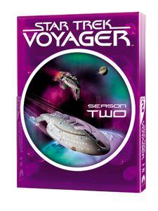 Star Trek - Voyager: Season Two , Roxann Biggs-Dawson