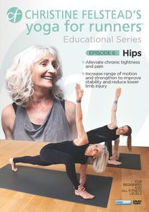 Yoga For Runners Educational Series #6: Hips
