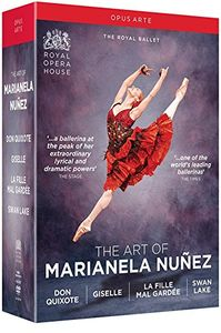 Art of Marianela Nunez