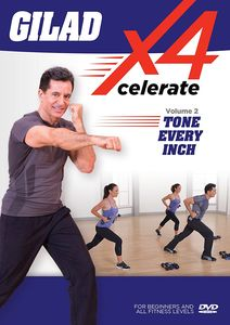 Gilad: Xcelerate 4 - #2 Tone Every Inch