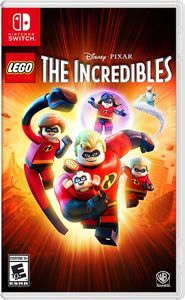 LEGO The Incredibles for Nintendo Switch