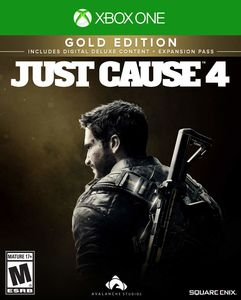 Just Cause 4 - Gold Edition for Xbox One