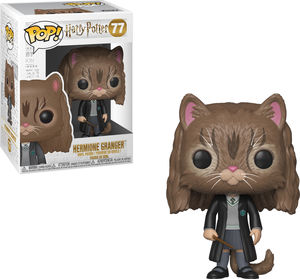 FUNKO POP! MOVIES: Harry Potter - Hermione As Cat