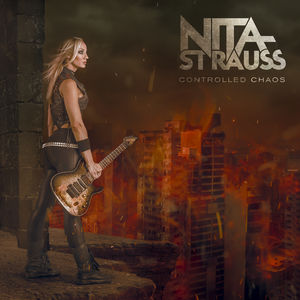 Controlled Chaos (transparent Red) , Nita Strauss