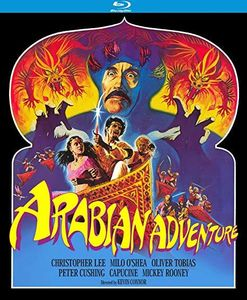 Arabian Adventure , Christopher Lee