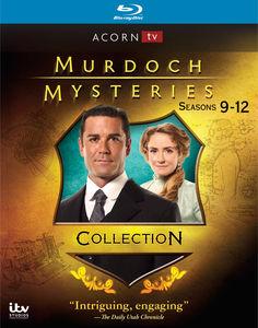 Murdoch Mysteries: Series 9-12 Collection