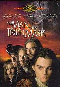 The Man in the Iron Mask , Leonardo DiCaprio