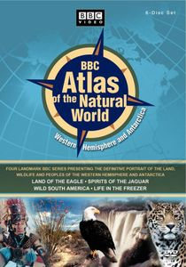 BBC Atlas of the Natural World: Western Hemisphere and Antarctica