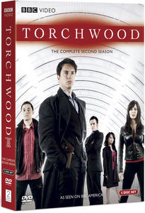 Torchwood: The Complete Second Season