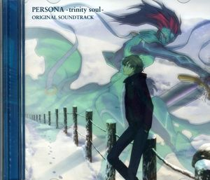 Persona-Trinity Soul (Original Soundtrack) [Import]