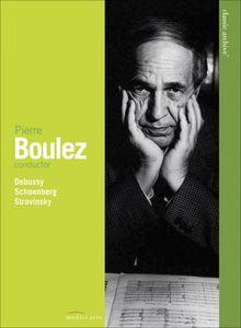 Classic Archive: Pierre Boulez Conducts