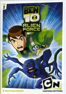 Ben 10: Alien Force: Volume 2