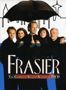 Frasier: The Complete Second Season