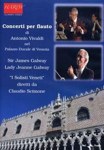 Concerti for Flute
