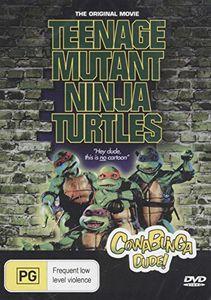 Teenage Mutant Ninja Turtles [Import]