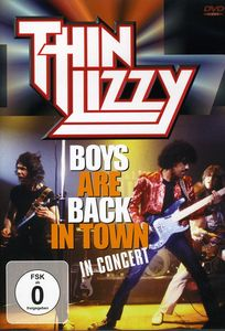 Boys Are Back in Town [Import]