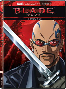 Blade: Marvel Animated Series