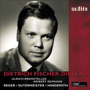 Dietrich Fischer-Dieskau Sings Reger