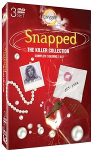 Snapped the Killer Collection Complete Seasons 1 and 2