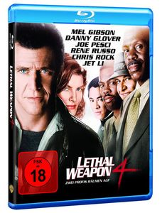 Lethal Weapon 4 (1998) [Import]