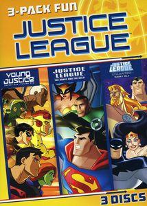 Justice League 3-Pack Fun