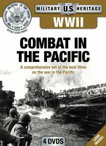 WWII: Combat in the Pacific [Import]