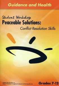 Peaceable Solutions: Conflict Resolution Skills