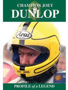 Champion Joey Dunlop