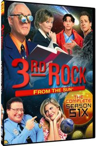3rd Rock From the Sun: The Complete Season Six