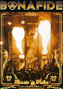 Messin in Wales: Live at Hard Rock Hell 2012 [Import]