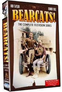 The Bearcats!: The Complete Television Series