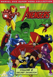 Vol. 6-Avengers-Earth's Mightiest Heroes [Import]