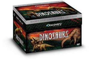 Discovery Channel Dinosaur's [Collector's Box Set] [Import]