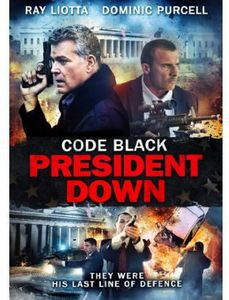 Code Black: President Down [Import]