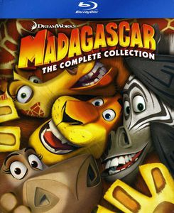 Madagascar: Complete Collection 1-3