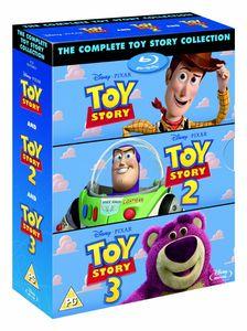 Toy Story 1-3 Box Set [Import]