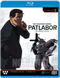 Patlabor TV: Collection 3