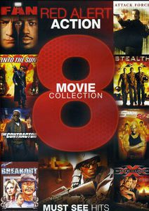 8 Movie Collection: Red Alert Action