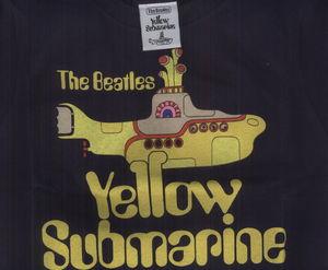 Beatles Deep Sea Navy Toddler - L