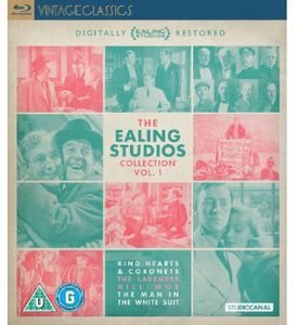 The Ealing Studios Collection: Volume 1 [Import]