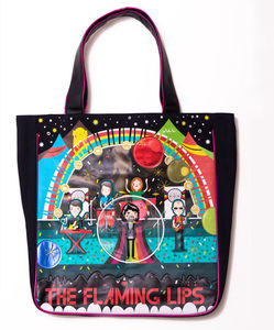 Live Custom Tote Bag
