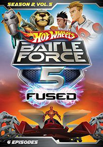 Hot Wheels Battle Force 5: Season 2 Volume 5