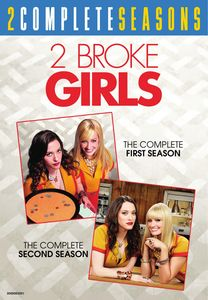 2 Broke Girls: The Complete First Season /  The Complete Second Season
