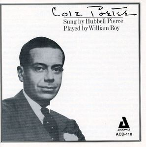 Cole Porter: Sung By Hubbell Pierce