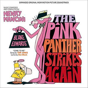 The Pink Panther Strikes Again (Original Soundtrack) [Import]