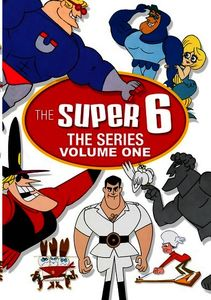 Super 6: The Complete Series - Volume One