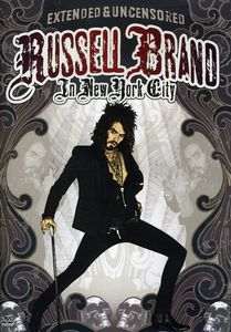 Russell Brand in New York